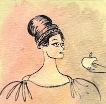 Women Inventors. Un proyecto de Ilustración, Desarrollo de software, Diseño de personajes y Educación de Sandra Uve aka Alejandra Villanueva - 01-04-2015