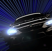 BMW Concept Iconic Laser Light. Un proyecto de Motion Graphics, 3D, Animación y Post-producción de Tilmann Kerkhoff         - 05.01.2015