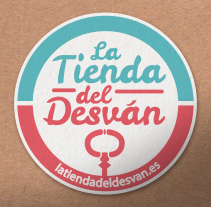 LA TIENDA DEL DESVÁN - Banner Design. A Crafts, Br, ing, Identit, Design, Accessor, Design, Product Design, Graphic Design, Interactive Design, Creative Consulting, Cop, writing, Art Direction, Design Management, and Advertising project by Mapy D.H. - Mar 13 2015 12:00 AM