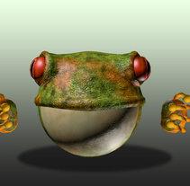 BallOut. Un proyecto de 3D, Diseño de personajes y Diseño de juegos de Meritxell Aznar Carmona         - 31.08.2012