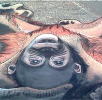 Orangutan. A Fine Art project by Andrés López         - 09.06.2014