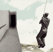 hunter- proyecto del curso movimiento retro. Um projeto de Design e Artes plásticas de Marcos Martínez         - 19.04.2015