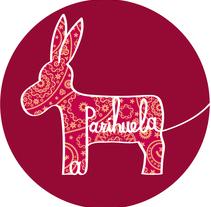 Diseño de logo para la empresa La Parihuela. A Design, Art Direction, Furniture Design, and Graphic Design project by Pedro Moleón Casaos         - 14.08.2013