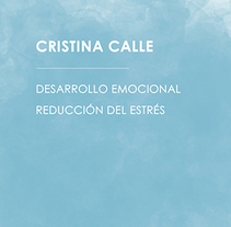 Tarjeta de visita. Um projeto de Design gráfico de Rocío González         - 02.05.2015