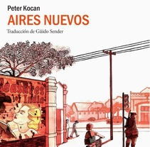 Aires nuevos. A Illustration project by Guido Sender         - 05.05.2015