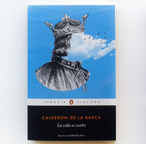 "Ilustraciones para ""Penguin Classics"". A Editorial Design&Illustration project by Raúl Lázaro  - 05.07.2015"