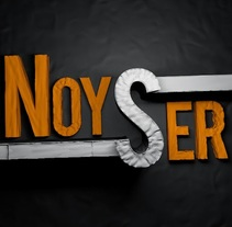 Logotipo Noyser. Um projeto de Design gráfico de Emilio Guzmán         - 06.05.2015