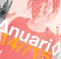 Anuario IES Universidad Laboral de Gijón 2015. A Editorial Design, and Graphic Design project by Isa San Martín         - 14.05.2015