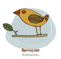 ANIMALITOS. Un proyecto de Ilustración de Xiduca          - 26.05.2015