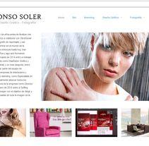 Portfolio Profesional. Um projeto de Desenvolvimento Web de Alfonso Soler Molina         - 29.05.2015