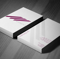 Diseño logotipo & tarjeta de visita. A Br, ing, Identit, and Graphic Design project by Antonio Manuel Algar         - 02.06.2015
