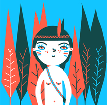 Mi Proyecto del curso Ilustración original de tu puño y tableta. Un proyecto de Ilustración de Berta Fortet Berne - 13-06-2015