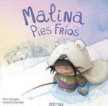 Malina Pies Fríos. A Character Design&Illustration project by alicia borges  - Jun 11 2015 12:00 AM