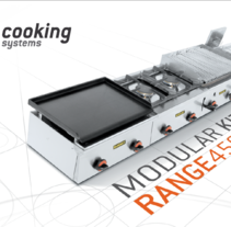 Cooking Systems. Un proyecto de Dirección de arte de Alex Mercadé  - 11.06.2015