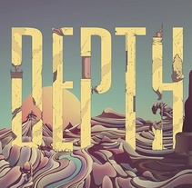 Depth. A Illustration, T, and pograph project by Cristian Eres - 06.12.2015