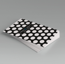 Folleto desplegable para la bodega Paco&Lola. Um projeto de Design gráfico de Juan Graíño Bazarra         - 12.06.2015