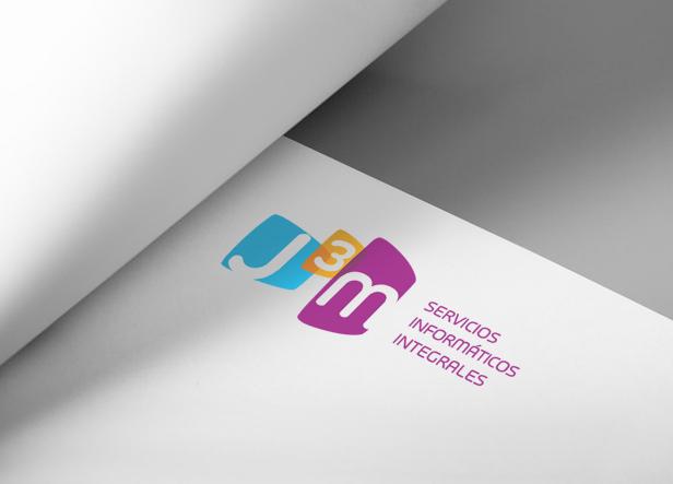 Dise o de logotipo para j3m servicios inform ticos - Empresas de diseno ...