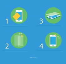 Bonus Sol Screen Protectors. Un proyecto de Diseño gráfico de Stefania Desogus         - 30.11.2013
