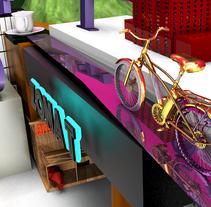 Ciudad de BOGOTÁ . Um projeto de 3D de johnjairogarci         - 06.07.2015