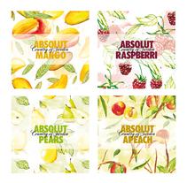 Absolut Packaging. Un proyecto de Ilustración, Diseño gráfico y Packaging de SOFÍA ALMAZÁN GAZOL         - 04.07.2015