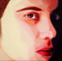 Rubius . A Illustration, Film, Video, TV, Fine Art, and Painting project by Nuria Min         - 09.07.2015