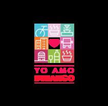 Yo Amo Durango. Un proyecto de Ilustración, Motion Graphics, Br e ing e Identidad de Carlos Go-niji Loera Orozco         - 24.02.2016