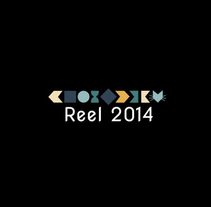Reel General 2014. A Motion Graphics, Film, Video, TV, Post-Production, and Video project by Carmen Aldomar         - 26.07.2015