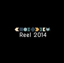 Reel General 2014. Un proyecto de Motion Graphics, Cine, vídeo, televisión, Post-producción y Vídeo de Carmen Aldomar         - 26.07.2015