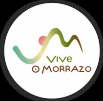 Vive O Morrazo - Diseño web, contenidos y material gráfico promocional. Um projeto de Web design de Ana Isabel Álvarez Nores         - 29.07.2015
