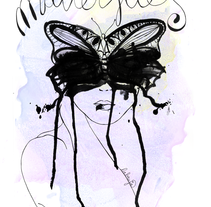 matterflies. A Design, Illustration, Editorial Design, Fashion, Fine Art, and Graphic Design project by karol herrero - 03-08-2015
