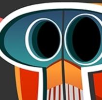 Tribuk. Un proyecto de Animación, Diseño de personajes y Diseño de juegos de Juan Carlos Cruz         - 03.08.2015