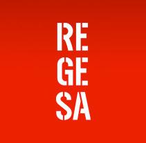 Web de REGESA. A Graphic Design, Web Design, and Web Development project by llises         - 04.08.2012