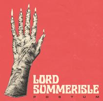 Lord Summerisle - Postum. Un proyecto de Diseño, Ilustración, Música, Audio y Diseño gráfico de Marta Maldonado - 09-08-2015