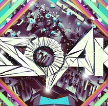 DJ SOAK. A Motion Graphics, and 3D project by Victor Guerrero         - 30.08.2015