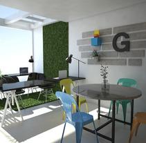 Oficina Game On!Lab. Um projeto de 3D, Arquitetura de interiores e Design de interiores de Miguel Ángel Jiménez         - 07.03.2015