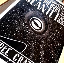 La découverte de la pieuvre géante. A Illustration project by élise ollivier         - 08.09.2015