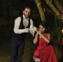 Caperucita roja. A Photograph, and Art Direction project by Alberto Miranda         - 17.09.2015