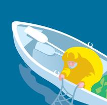 Negocios en la red. Um projeto de Ilustração de SKIZOGRAFICS         - 20.09.2015