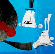 ESCUELA DE MAGOS. Un proyecto de Ilustración, Animación, Dirección de arte y Diseño de personajes de Alejandro  Armas Vidal - 20-09-2015