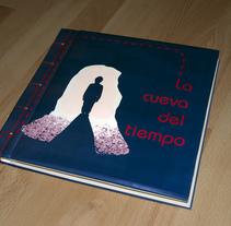La cueva del tiempo. A Illustration, Editorial Design, and Graphic Design project by Cristina Campos Martínez         - 21.09.2015