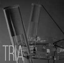 Tria. A Industrial Design, Lighting Design, and Product Design project by Guillermo Sahuquillo de la Paz         - 23.09.2015