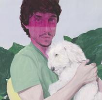 Acrylic paintings. Um projeto de Ilustração e Pintura de marta zafra         - 24.09.2015