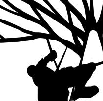 Arboristas. Um projeto de Design e Design gráfico de martamartinez - 25-09-2015