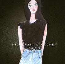 Larocche numero 3. Um projeto de Ilustração de Nicolaas Larocche         - 26.09.2015