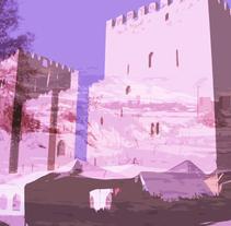 Castillo o Alcázar de Medina de Pomar. A Design, Photograph, and Graphic Design project by Juan Francisco (John) Escudero Guerra - 04-10-2015