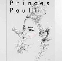 P.r.i.n.c.e.s.P.a.u.l.i.. Un proyecto de Ilustración y Bellas Artes de María Soriano Rementería         - 04.10.2015