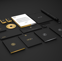 EGO & ACR. Un proyecto de Diseño, Publicidad, Dirección de arte, Br, ing e Identidad, Diseño editorial y Diseño gráfico de Arturo Hernández - 01-10-2015