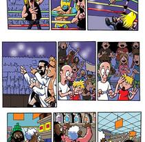 WWE Kids Magazine.. Un proyecto de Comic de Adrián Suárez Crossa - 30-09-2014