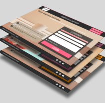 Landing Pages. A Design, Interactive Design, Web Design, and Marketing project by Alfredo Moya - Oct 15 2015 12:00 AM