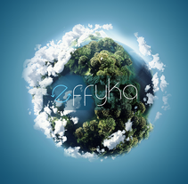 Effyka. A Design, Advertising, Art Direction, Br, ing, Identit, Design Management, Editorial Design, Graphic Design, T, and pograph project by Arturo Hernández - Oct 20 2015 12:00 AM